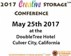 Creative Storage Conference 2017