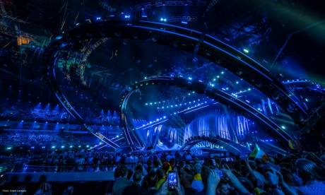 MPEG-H immersive audio will put viewers in the middle of audiences like the one at the 2018 Eurovision Song Contest