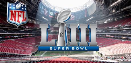 Atlanta's Mercedes Benz Stadium will host the 2019 Super Bowl and millions will be watching on CBS Sports.
