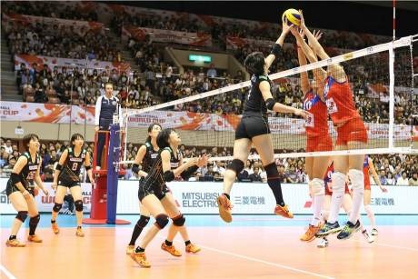 The 2019 FIVB Volleyball Championship in Japan leveraged the Videon/AWS workflow for live online streaming coverage.