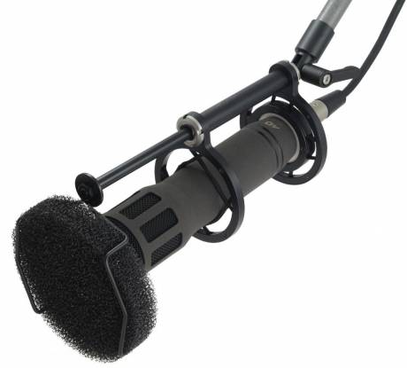 Microtech Gefell MD 300 broadcast cardioid microphone