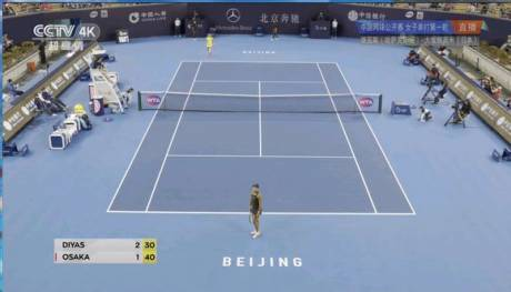 The China Open on CCTV