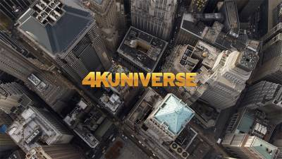 4KUniverse spans linear, cable, satellite TV and OTT platforms.