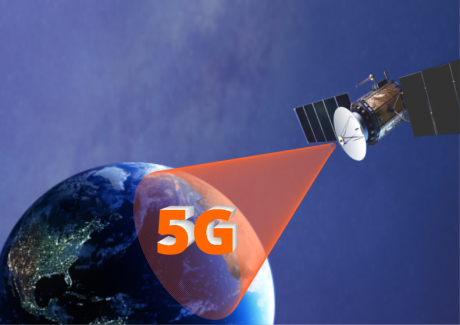 The Sat5G project aims to use satellite communications to plug gaps in 5G backhaul and coverage (image courtesy of wi260).
