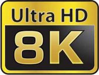 8K consumer displays are appearing but adoption will likely be in the corporate world first with home television sets coming years later.