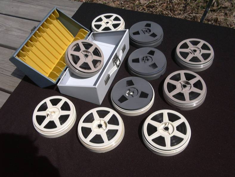 Working with 8mm and Super 8mm reels of film represent both a technical and workflow challenge for documentarians.