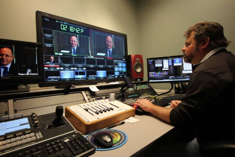 ABS helped TVW migrate its aging SD facility to HD, including renovating three control rooms and adding a fourth.