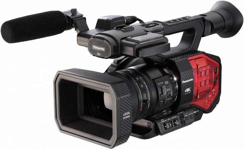 Panasonic releases firmware upgrade for DVX200