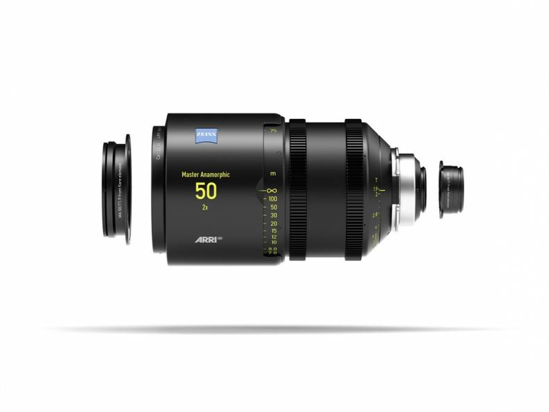 ARRI Debuts Master Anamorphic Flare Sets - The Broadcast