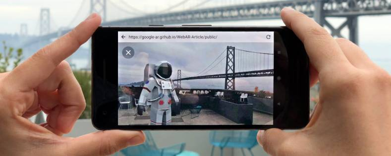 Augmented Reality gained momentum in 2017 through release of Software Development Kits and Computer Graphics tools from some big players.