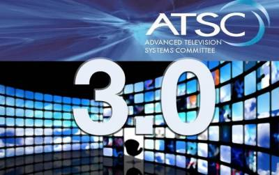The ATSC 3.0 OTA transmission technology is OFDM-based and can deliver signals for linear 4K UHD as well as IP signals for mobile reception.