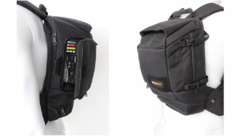 AVIWEST will introduce a new DMNG Pro backpack at NAB.