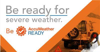 The AccuWeather Ready program features tailored emergency kits and an easy-to-use toolkit with actionable safety tips.