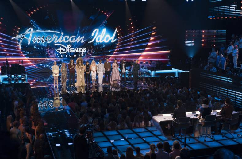 "An EVS Dyvi switcher was used for Season 1 of ABC's ""American Idol"" to manage the millions of LED pixels used on set live."
