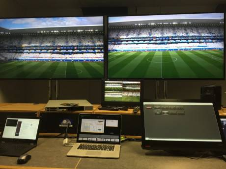 Aperi partnered with Gearhouse to provide a fully-operational remote 4K test at UEFA Euro 2016.