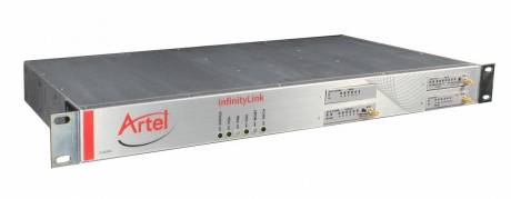 Artel Video Systems Infinity Link media transport platform.
