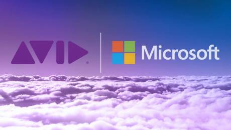 Avid and Microsoft--teaming up in the cloud.