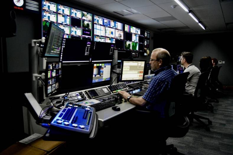 The ITV network has opened a new regional news facility in Belfast, which operates under Axon's Cerebrum control.