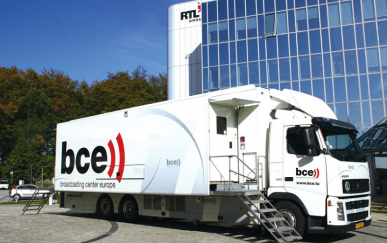 The RTL City, based in Kirchberg, Luxembourg, is now home to Broadcasting Center Europe, which provides a wide range of broadcast services.