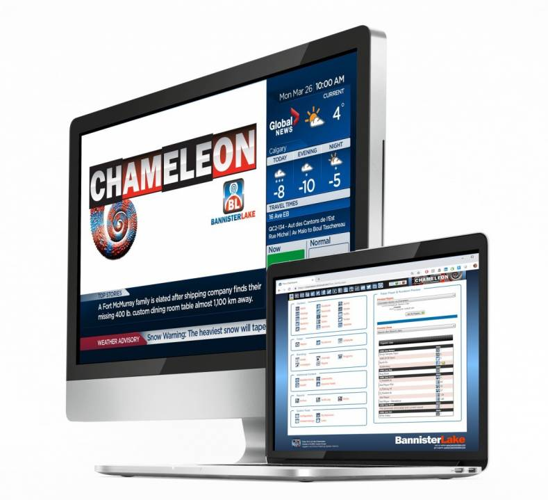 Chameleon's Data Aggregation and Graphics Management Solution