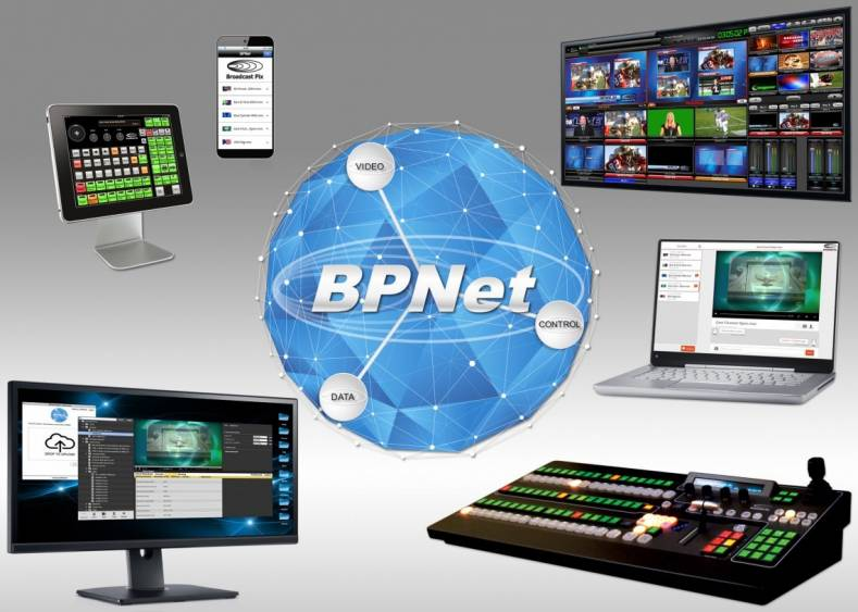 Broadcast Pix Previewed BPNet / Buys Co-Developer - The Broadcast