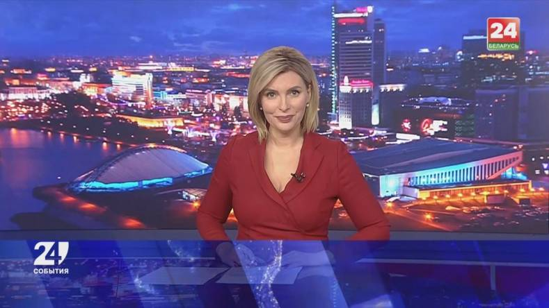 Belarus 24 is a Russian-language channel that is being transmitted on Eutelsat's HotBird and managed by Globecast.