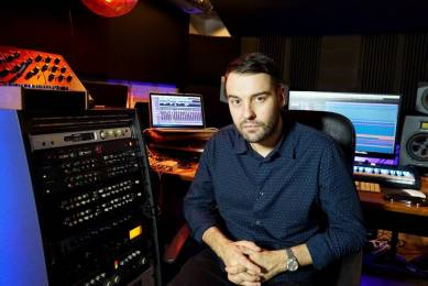 Ben Westbeech now uses a Prism Sound Titan USB multi-track audio interface for his new studio in Amsterdam.