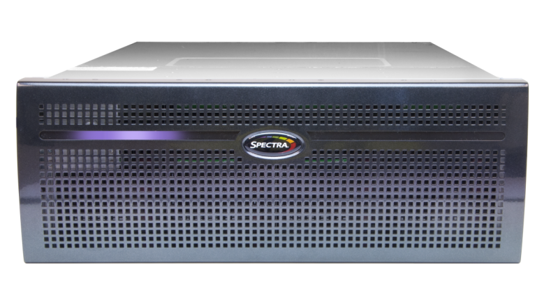 BlackPearl Converged Storage System.