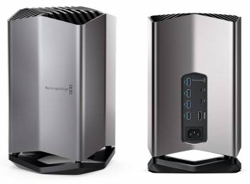 The Blackmagic eGPU brings more horsepower to MacBook Pro users.