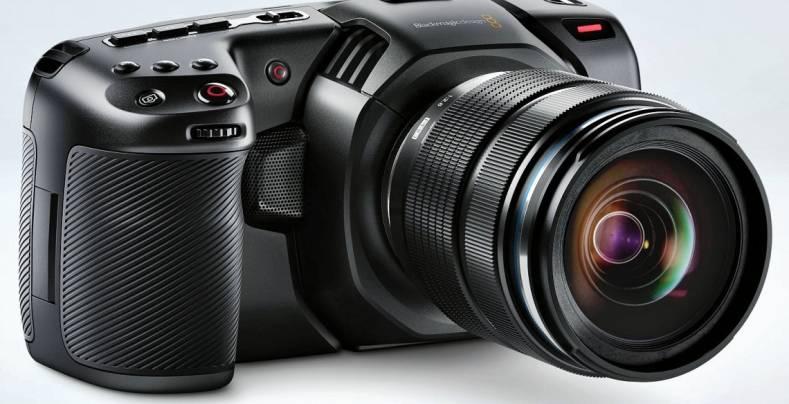 The Blackmagic Pocket Cinema Camera 4K Takes NAB by Storm - The