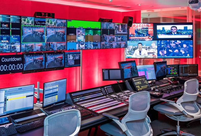 Award winning Asharq News becomes one of the first SMPTE 2110 compliant stations operating in the region.