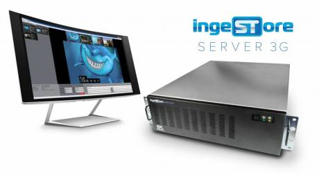 Bluefish444 has announced multi-channel 3G/HD/SD-SDI ingest system, IngeSTore Server 3G.
