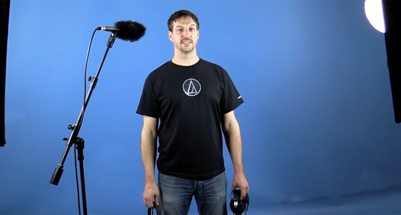 Using a Boom Microphone in Video Production - The Broadcast Bridge