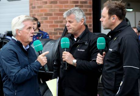 British Touring Cars Championship streamed over ITV Hub.