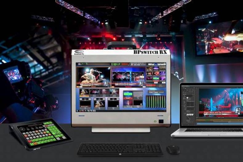 BPswitch RX offers the full complement of Broadcast Pix workflow tools
