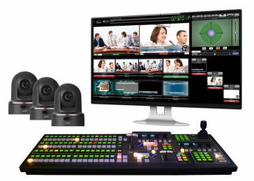 Robotic Camera Control for New JVC PTZ Models