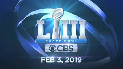 CBS Sports will use a lot of motion graphics, AR and pre-produced animations for its Super Bowl LIII telecast.