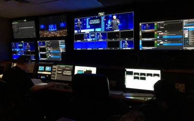 Christ's Church of the Valley is using Clear-Com LQ Series interfaces to connect crews at seven Phoenix campuses over a secure IP network.