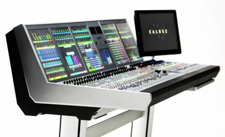 With a new chassis and fader/monitor panel, the Artemis Ray