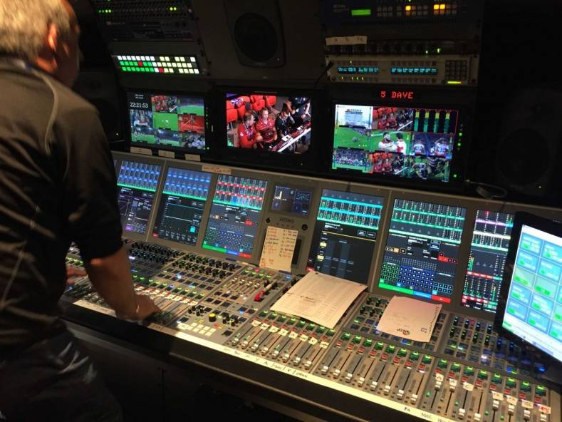 Outfitting the company's OB fleet with Calrec consoles was a decision that made sense from several perspectives.