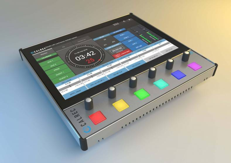 Calrec's Type R IP-based radio production system will feature at IBC.