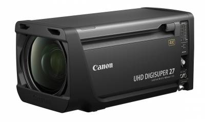 Canon releases new DIgiSuper for 4K productions market.