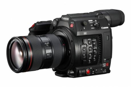 The C200 is latest addition to Canon