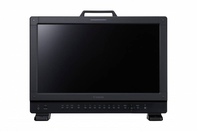 The new DP-V1711 17-inch display.