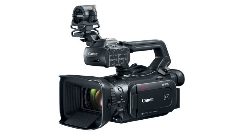 Canon XF405 4K UHD Video Camcorder