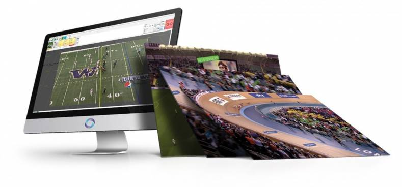ChyronHego's Virtual Placement can incorporate virtual graphics into any live broadcast