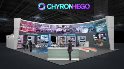 The IP-based newroom technology at ChyronHego