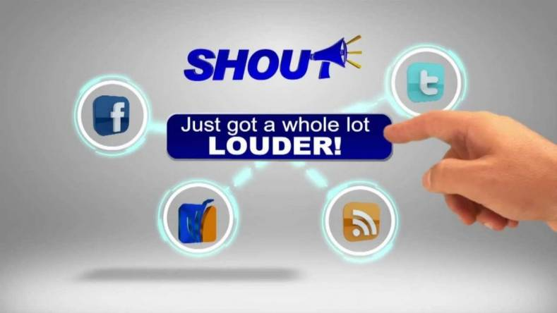 ChyronHego's Shout helps broadcasters enhance the viewer engagement through a more interactive entertainment and information experience.