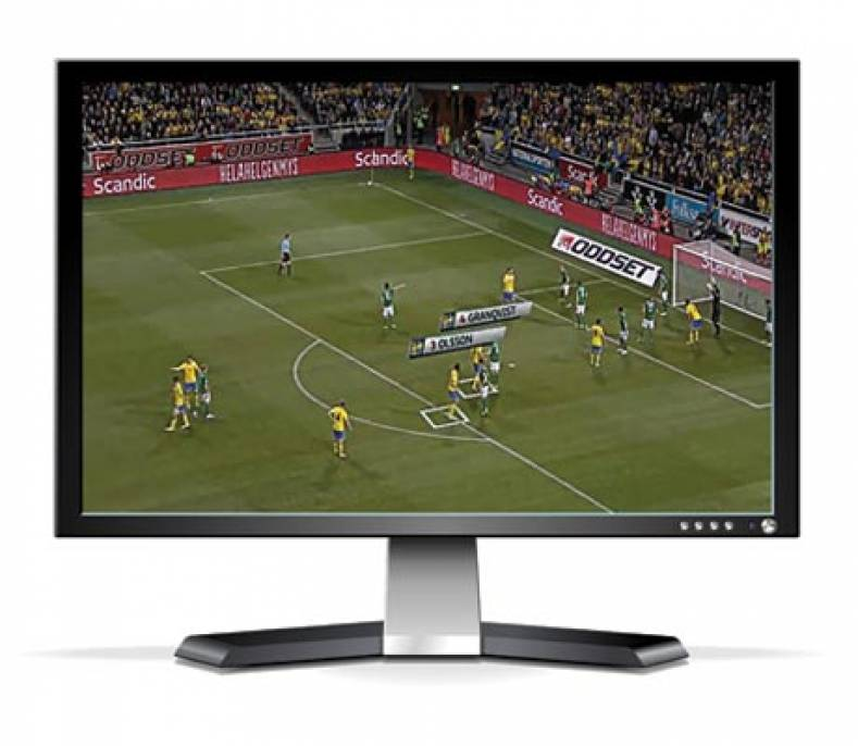Broadcast Solutions is now offering ChyronHego sports analytics technology to its live sports production customers.