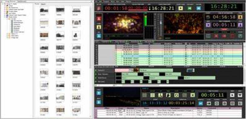 ABS Broadcast Installs Cinegy for Playout - The Broadcast